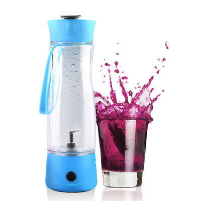 Electric Fruit Juicer Bottle Mini Rechargeable portable Blender W/ USB Charging