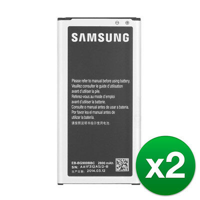 Samsung Original 2800mAh Replacement Battery For Galaxy Round 4G LTE-A (2 Pack)