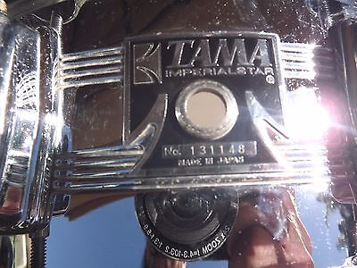Tama Imperial King  Star  Hi- Quality Vintage  Snare Drum Fitted New Evans Heads