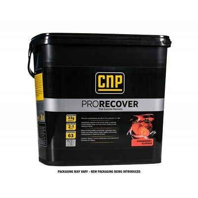 CNP Pro Recover Post Workout 5kg Recovery Drink Whey Protein Powder Free P&P