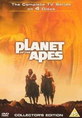 Planet of the Apes: The Complete TV Series [Region 2] - DVD - New