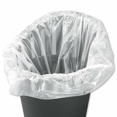 Square White Bin Liners Bags (1,000 bags)
