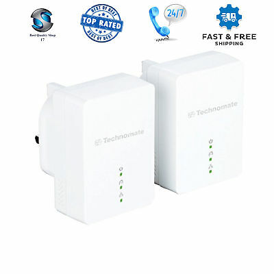 Internet Extender Network Ethernet Plug In Signal Booster Wifi Router 200 MB New