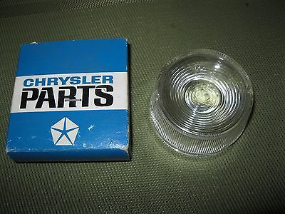 NOS MOPAR 1961 Plymouth Back-Up Lens