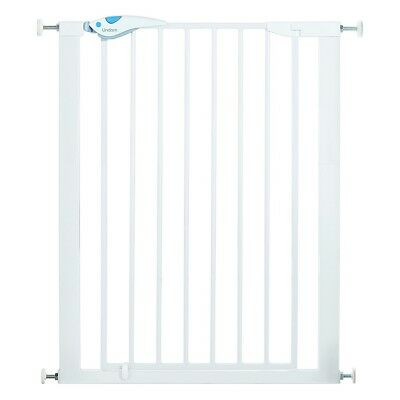 Baby Safety Gate Pressure Fit Easy Fit Plus Deluxe Tall Extra High Stairs Lindam