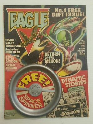 Eagle Comic No1 With Spinner
