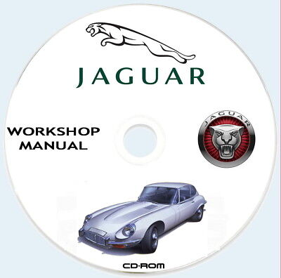 Workshop Manual,Jaguar E-Type V12,serie 3 anno 1961/1974 manuale riparazioni
