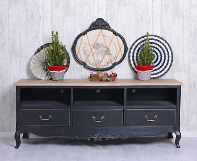Tv Lowboard Sideboard Tv Table Country Style Living Room Furniture
