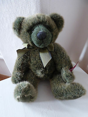 "Russ Vintage Edition Collection Teddy ""Timperly"" 11"" high, handmade bear"