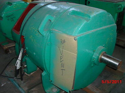 200 Hp Dc General Electric Motor 850 Rpm 683as Frame Dpfv 500