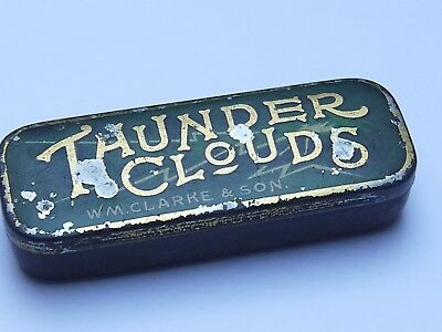 Thunder Clouds Vesta Tin.