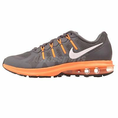 Nike Air Max Dynasty GS Kids Youth Womens Running Shoes Dark Grey 820268-018