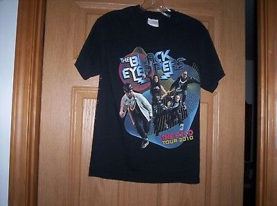 Black eyed peas The End 2010 concert shirt adult small