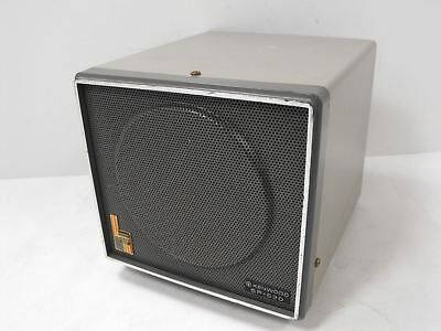 Kenwood SP-520 External Speaker Matching TS-520 w/ Audio Cable VINTAGE