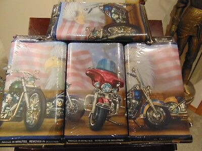 Harley Davidson Motorcycles Wall paper Border @ 5yards X 4 units