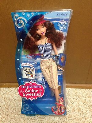 Barbie My Scene Sailor Sweeties Chelsea Doll New Rare