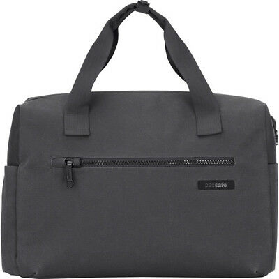 40% Off!   New Pacsafe Intasafe  Anti Theft Brief.   Distressed Charcoal.