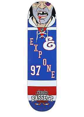 Skateboard Deck Expedition One Zered Bassett Penalty 8.25 Free Grizzly Grip Tape