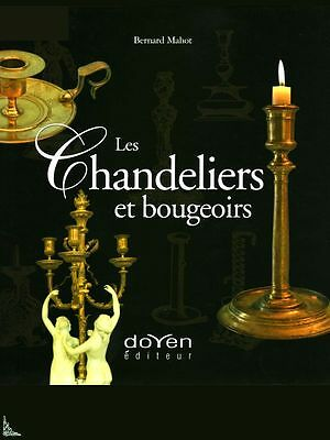 Les Chandeliers et bougeoirs - Candlesticks, French book