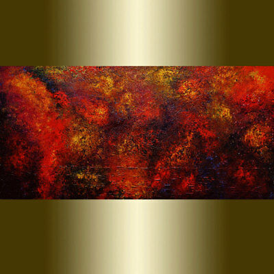 Large Original Abstract Hand-Painted Oil Painting Home Decor Art Wall On Canvas