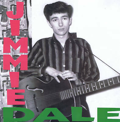 Jimmie Dale - Baby Doll + 3 - Stunning Limited Edition Rockabilly Ep - Repro
