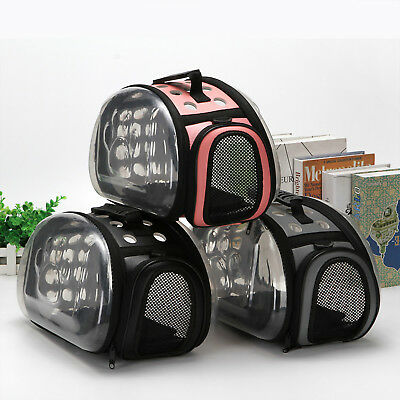 Astronaut Capsule Pet Backpack Breathable Cat Dog Puppy Travel Carrier Bag