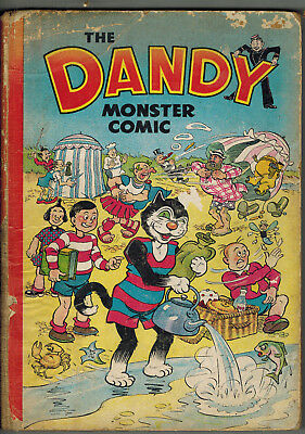 Dandy Monster Comic 1950