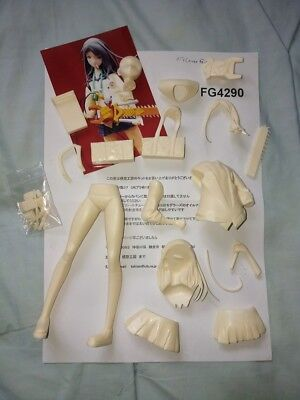 1/7 Cover Girl, Comickers Art Style, Resin Modelkit, Anime Manga Figure unbuild