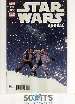 Star Wars Annual  #3  New  (Bagged & Boarded)