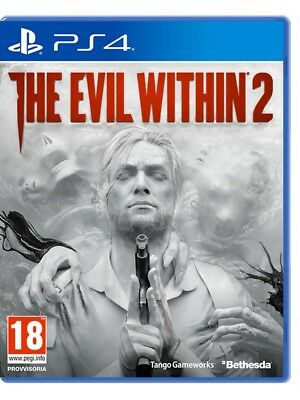 Videogioco The Evil Within 2 Playstation 4 Gioco Videogame Multilingue Italiano