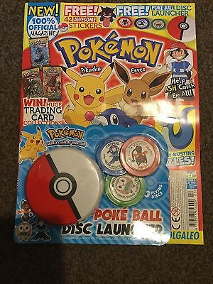 Brand New Official Pokemon Magazine issue 3