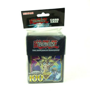 Yu-Gi-Oh Deckbox The Dark Side of Dimensions für über 100 Karten - Card Case