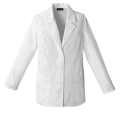"Cherokee 2390 Women's 29"" Lab Coat Medical Uniforms Scrubs"