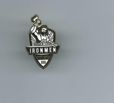 South Wales Ironmen Rugby League Badge