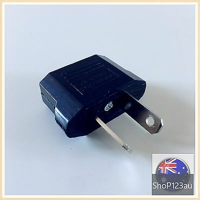 China Japan Korea Taiwan US to AU AUS Australia Plug AC Power charger Adapter