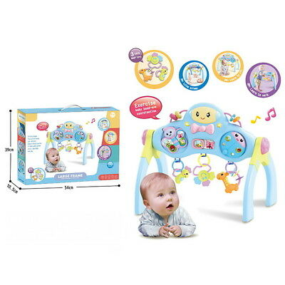 Multifunctional Baby Toddler Infant Gym Activity Centre Lights & Sound XMAS Gift