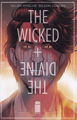 THE WICKED + THE DIVINE #10 New Bagged