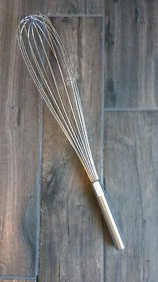 Don 24'' SS French Whip NEW Stainless Steel Commercial Whisk