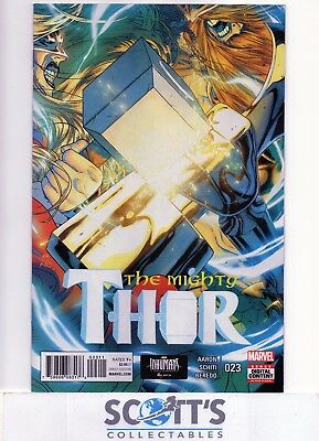 Mighty Thor  #23  New  (Bagged & Boarded)