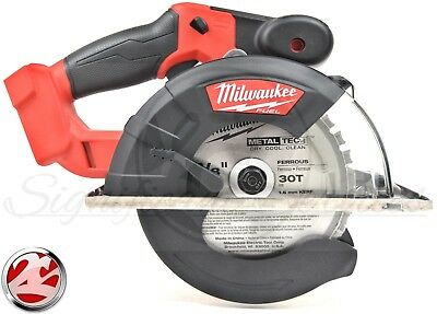 New Milwaukee 2782-20 M18 FUEL 18-Volt 5-3/8-Inch Metal Cutting Circular Saw