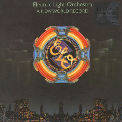 Electric Light Orchestra - A New World Record - 180gram Vinyl LP *NEW & SEALED*
