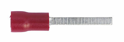 Sealey RT10 blade terminal 18 x 2.3mm red pack of 100