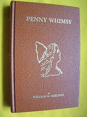 Vintage New Old Stock - Penny Whimsy /  William H. Sheldon