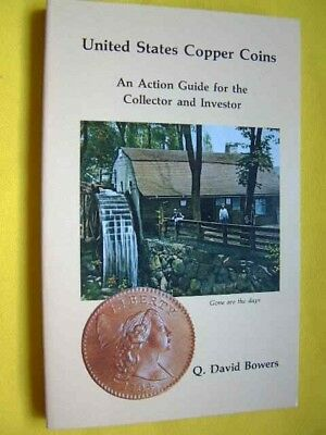 Vintage New Old Stock - United States Copper Coins - Q. David Bowers