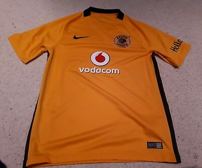 Kaizer Chiefs Football Shirt by Nike - Size Small - BNWT