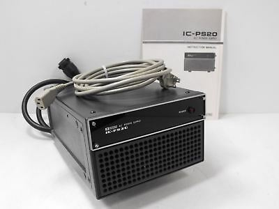 Icom IC-PS20 AC Power Supply for IC-551D Ham Transceiver + Orig Manual CLEAN