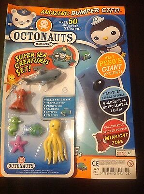 Cbeebies - Octonauts Magazine - Issue 5