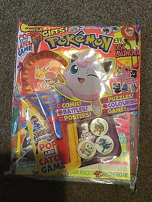 Brand New Official Pokemon Magazine issue 5
