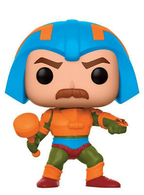 Masters of the Universe Man-At-Arms Pop! Television Vinyl Figure