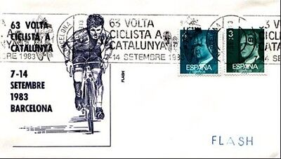 Spain Bicycle Race Tour De Catalonia